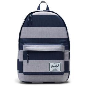 Herschel Classic X-Large Sac à dos, bleu/gris